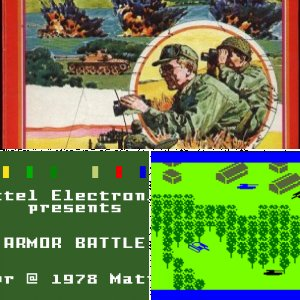 Intellivision Screenshots