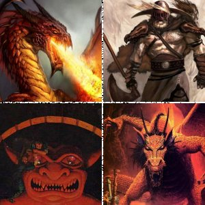 D&D Avatars