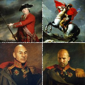 Famous Leader Avatars