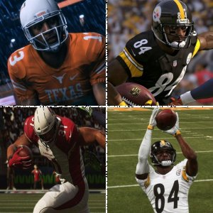Sports Game Avatars