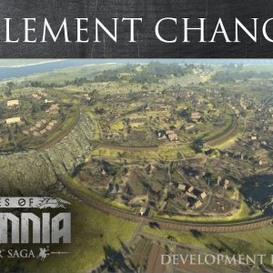 Total War Saga: Thrones of Britannia - Settlement Changes
