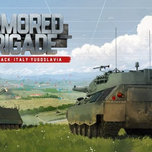 Armored Brigade - DLC Preview with XTRG